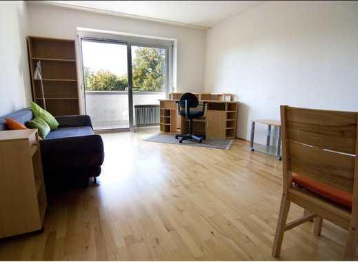 Teilmöblierte 1 Zimmer-Wohnung. Ideal für Studenten oder Pendler