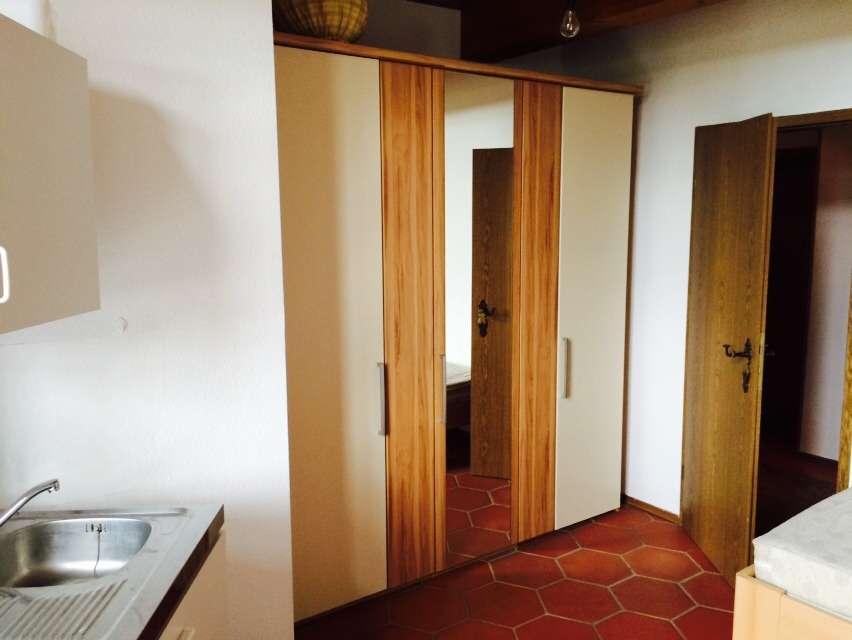 MONTEURWOHNUNG- - Möbliertes 1-Zimmer Appartement in Hirschaid zu vermieten - - in