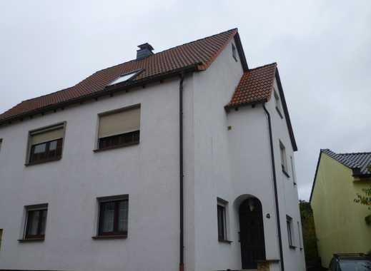 Großes Ein-/Zweifamilienhaus (290m² Wfl.) in Fischbach/Rhön zu verkaufen