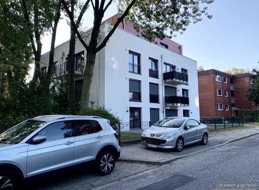 Neubauerstbezug in ruhiger Siedlung von Stellingen!
