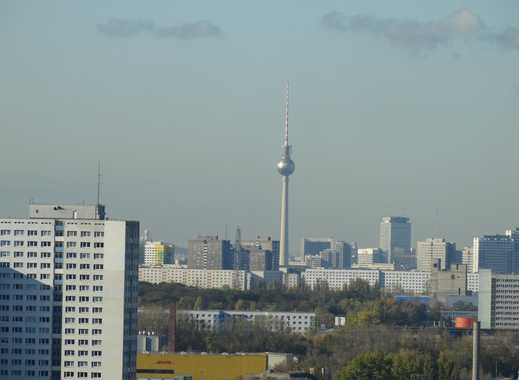 Über den Dächern von Berlin - 3 Zimmer Eigentumswohnung im Kienbergtower