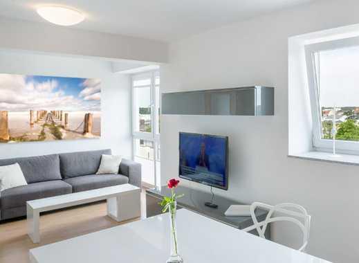 Modern ausgestattete City-Apartments in Rostock mit Balkon und Pkw-Stellplatz...!!!