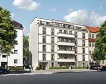 Freundliche 2-Zimmer-Wohnung mit Balkon