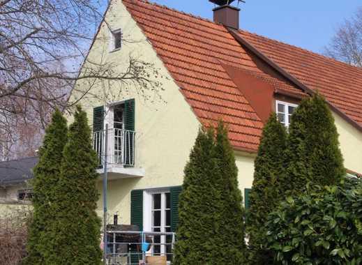 Gepflegtes Doppelhaus im Einfamilienhaus-Stil