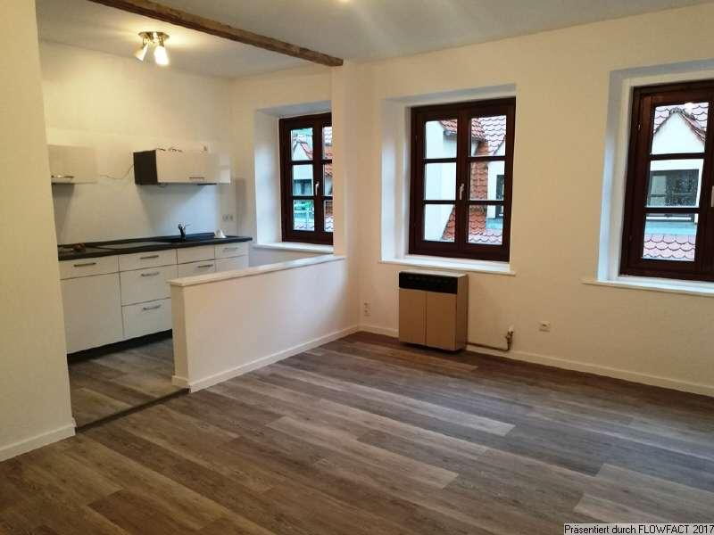 Schickes Apartment mit voll ausgestatteter Küche inkl. Waschmaschine in Augsburg-Innenstadt