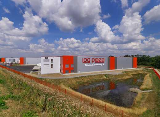 """""""Log Plaza Brandenburg 2"""" - Moderne teilbare Logistikflächen ab sofort verfügbar"""