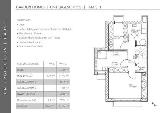 GARDEN HOMES - ELEGANTE NEUBAU-STADTHÄUSER - BESTLAGE MÜNCHEN-GERMERING