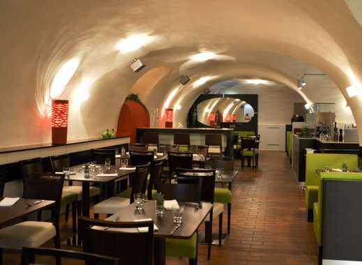 Pächter Nachfolger oder Unterpächter für Restaurant im Kellergewölbe 16 Jhd.
