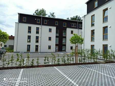2-Zimmer-Erdgeschoss-Wohnung 60 m², Neubau, Erstbezug ab 15.08. oder 01.09., in 93158 Teublitz in Teublitz