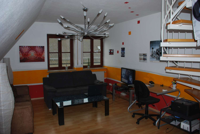 Dachgeschosswohnung in Erlangen-Bruck in Bruck (Erlangen)