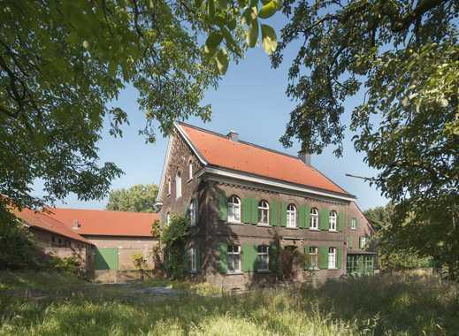 Historisches Landgut in reizvoller Lage - nahe Düsseldorf.