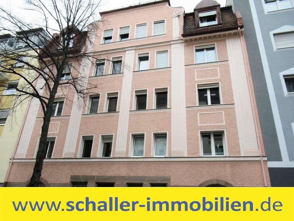 Gepflegte 3 - Zi. - Wohnung in Nürnberg - Bleiweiß / Wohnung mieten in