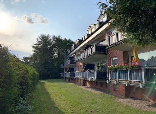 Helle, ruhige 2,5 Zimmer Wohnung mit Balkon in Norderstedt zu vermieten