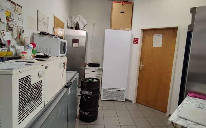 Küche - Vorbereitungsraum