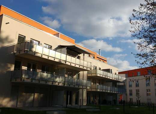 Hochwertige barrierefreie Wohnung in Porz mit Blick aufs Grüne