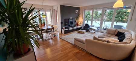 von Privat - SCHWABING - Helle, ruhige 4-Zimmer-Terrassen-Wohnung - Süd-West-Ausrichtung in Schwabing (München)