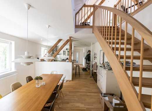 Wunderschöne Maisonette-Wohnung in ruhiger Lage von Stade