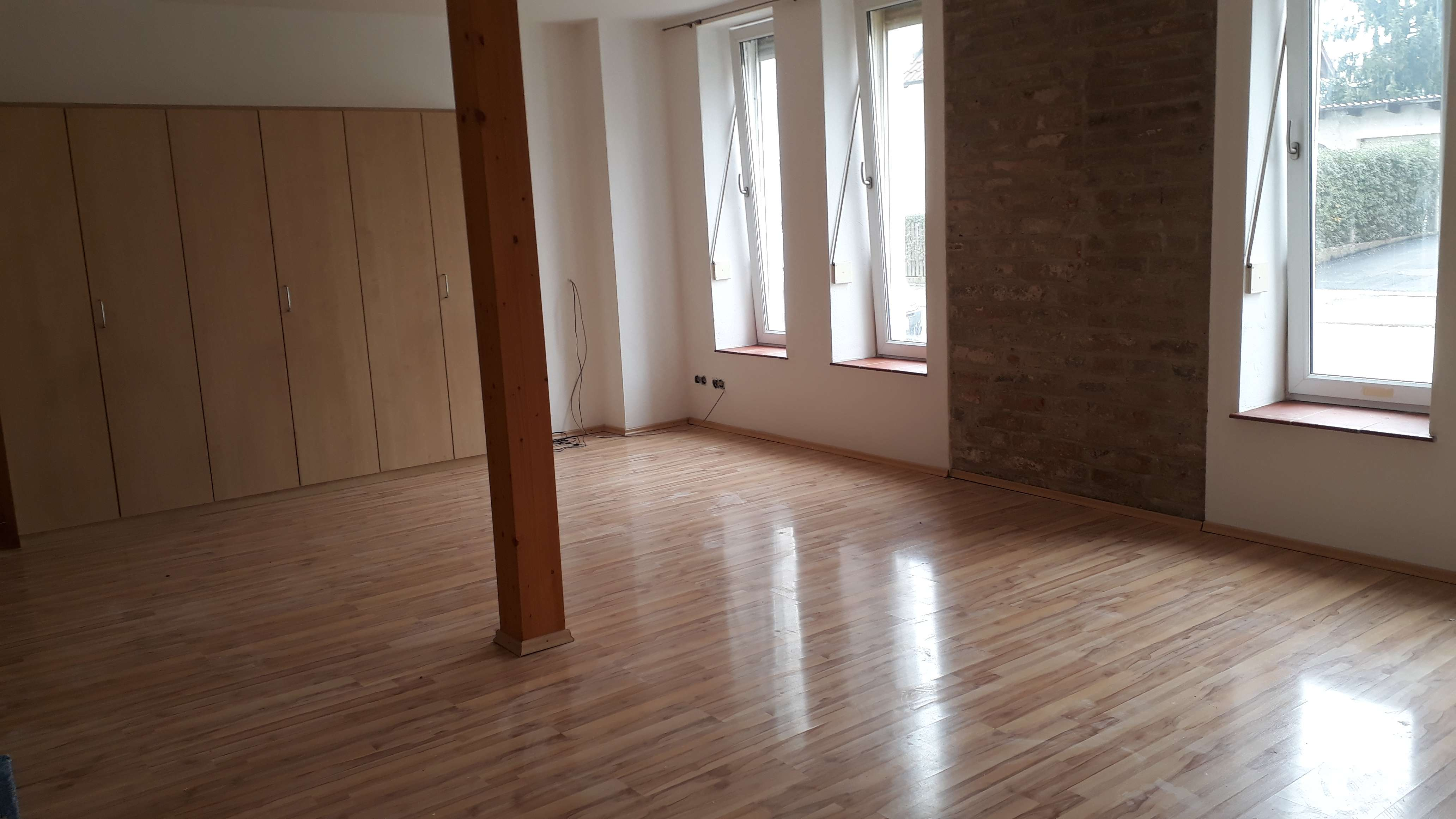 Schöne 2-Zimmer-Erdgeschosswohnung in Straubing, Nähe Klinikum u. TUM in Kernstadt (Straubing)
