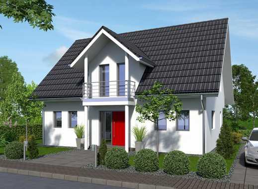 Klassisches Einfamilienhaus als Effizienzhaus 55 (KfW 55) in guter Lage von Metzkausen
