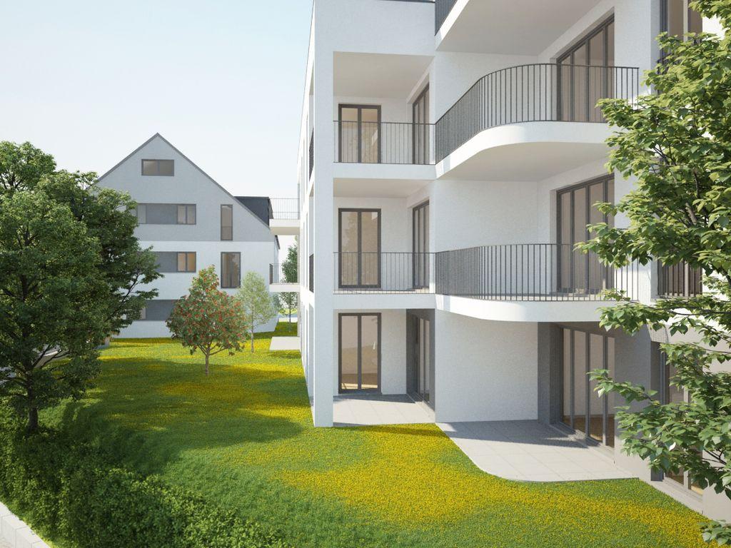 wohnen auf der blumenh he neubau 6 zimmer etw mitten in eschborn nach kfw 55. Black Bedroom Furniture Sets. Home Design Ideas
