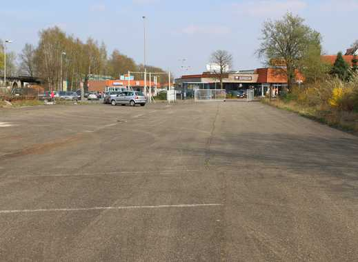Freiflächen und Stellplätze in Zentraler Lage zu Vermieten