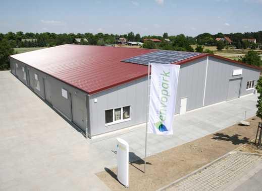envopark - moderne Produktionsräume von 150m² - 1.200 m²