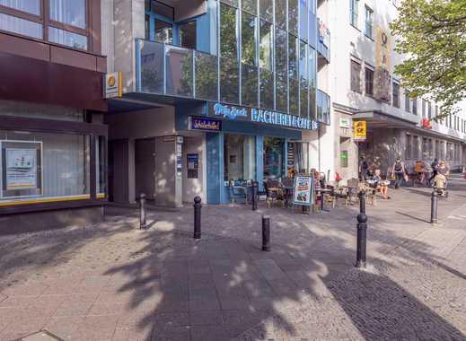 Tiefgaragen-Stellplatz mitten in Charlottenburg