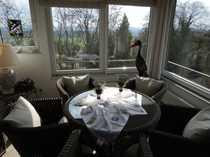 Gehobenes Wohnen ,Traum-Aussicht vom Südhang des Wiehen, Werrepark unter 4km Entfernung