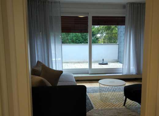 Exklusives möbliertes 1-Zimmer-Appartement in münchen-Schwabing Osterwaldstrasse