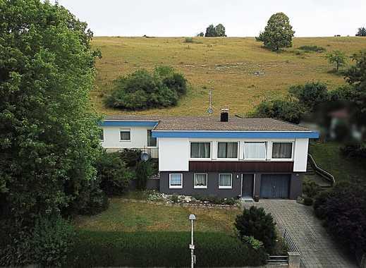 Architektenhaus mit kleiner Einliegerwohnung in ruhiger Lage am Landschaftsschutzgebiet