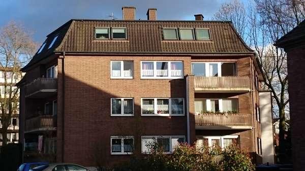 wesel stadtbereich gem tliche dachgeschoss wohnung kurzfristig zu vermieten 100725764. Black Bedroom Furniture Sets. Home Design Ideas