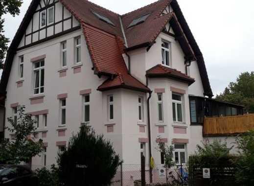 Gepflegte 3-Zimmer-Hochparterre-Wohnung mit Wintergarten in Magdeburg