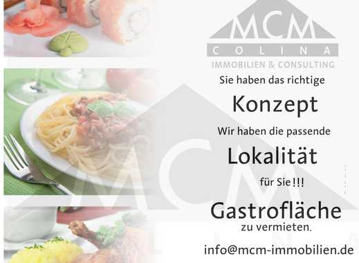 @ MCM   gut eingeführtes Speiserestaurant sucht neues Speisekonzept +brauereifrei+
