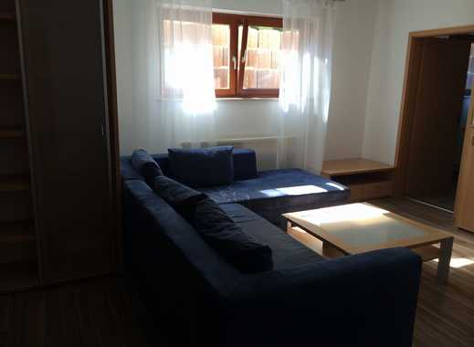 Schöne 2-Zimmer-Souterrain-Wohnung mit Einbauküche im Markt Eggolsheim
