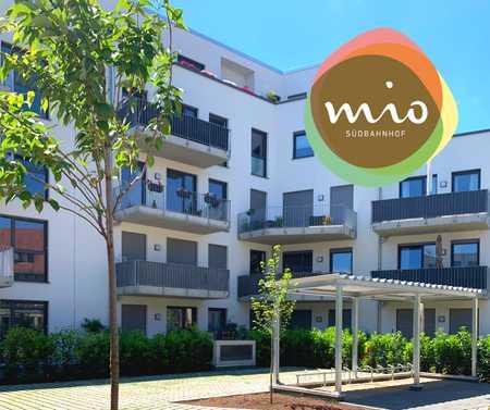 MIO Haus C: Exklusive Penthäuser mit Schlossblick und Dachterrasse in Stadtmitte (Aschaffenburg)