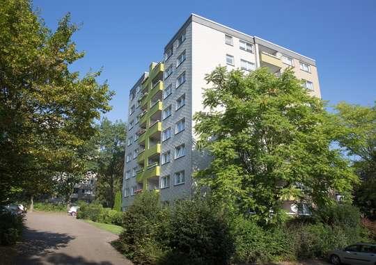 hwg - Stadtnahe EG-Wohnung mit Balkon