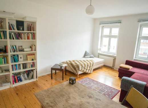 sunny 90 sqm apartment to share in Berlin - Mitte
