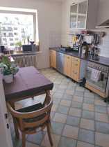 Bild Mitbewohner/in für ein schönes und helles Zimmer in einer großen, gut geschnittenen 3er-WG gesucht!