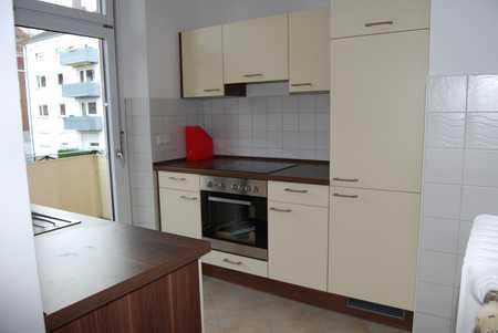 3,5-Zimmerwohnung mit moderner Einbauküche, zentrale Lage in Bad Kissingen in Bad Kissingen