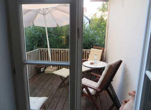 Gepflegte 2,5-Zimmer-Wohnung mit Balkon und EBK in Würzburg