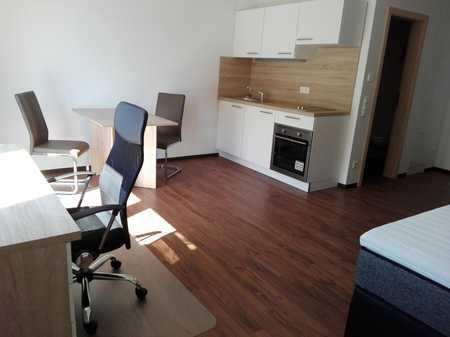 1 Zimmer Appartment im Studentenwohnheim mit TG Stellplatz in Nordost (Ingolstadt)