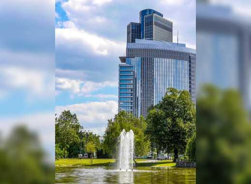 Schönes City-Apartment mit moderner Ausstattung und optimaler Raumnutzung in Frankfurt-Westend