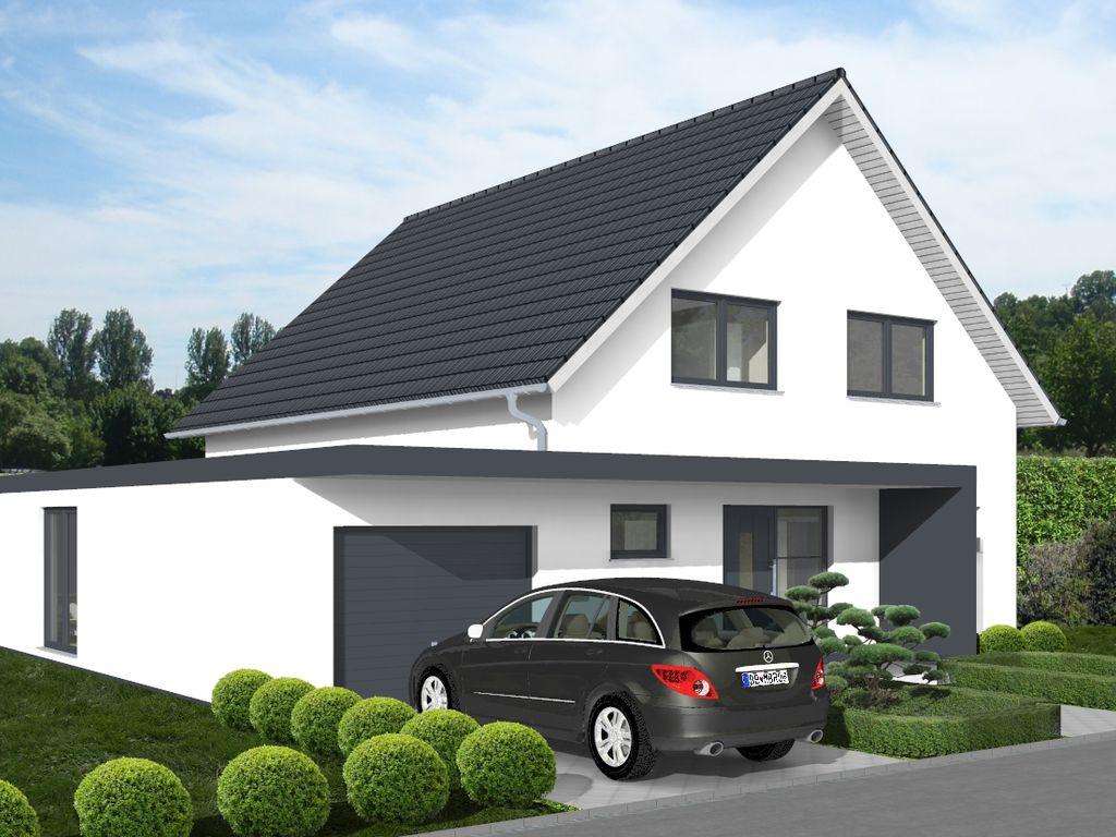 EFH 176 SD+Garage