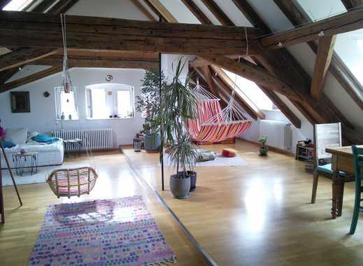 Wunderschöne 2-Zimmer-Wohnung in schönem Anwesen in Seebach