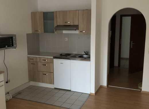 Schöne 1,5-Zimmer-Wohnung mit Balkon und EBK in Offenburg