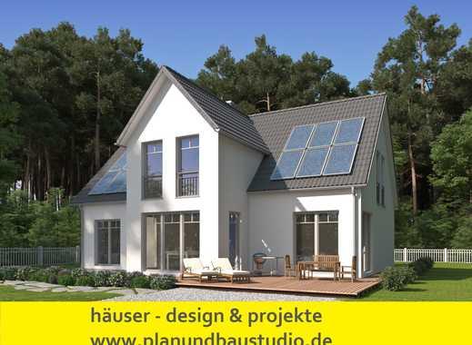 Wir planen und bauen Lebens(t)räume ! Neubau eines exkl. Einfamilienhauses in BP Holzhausen