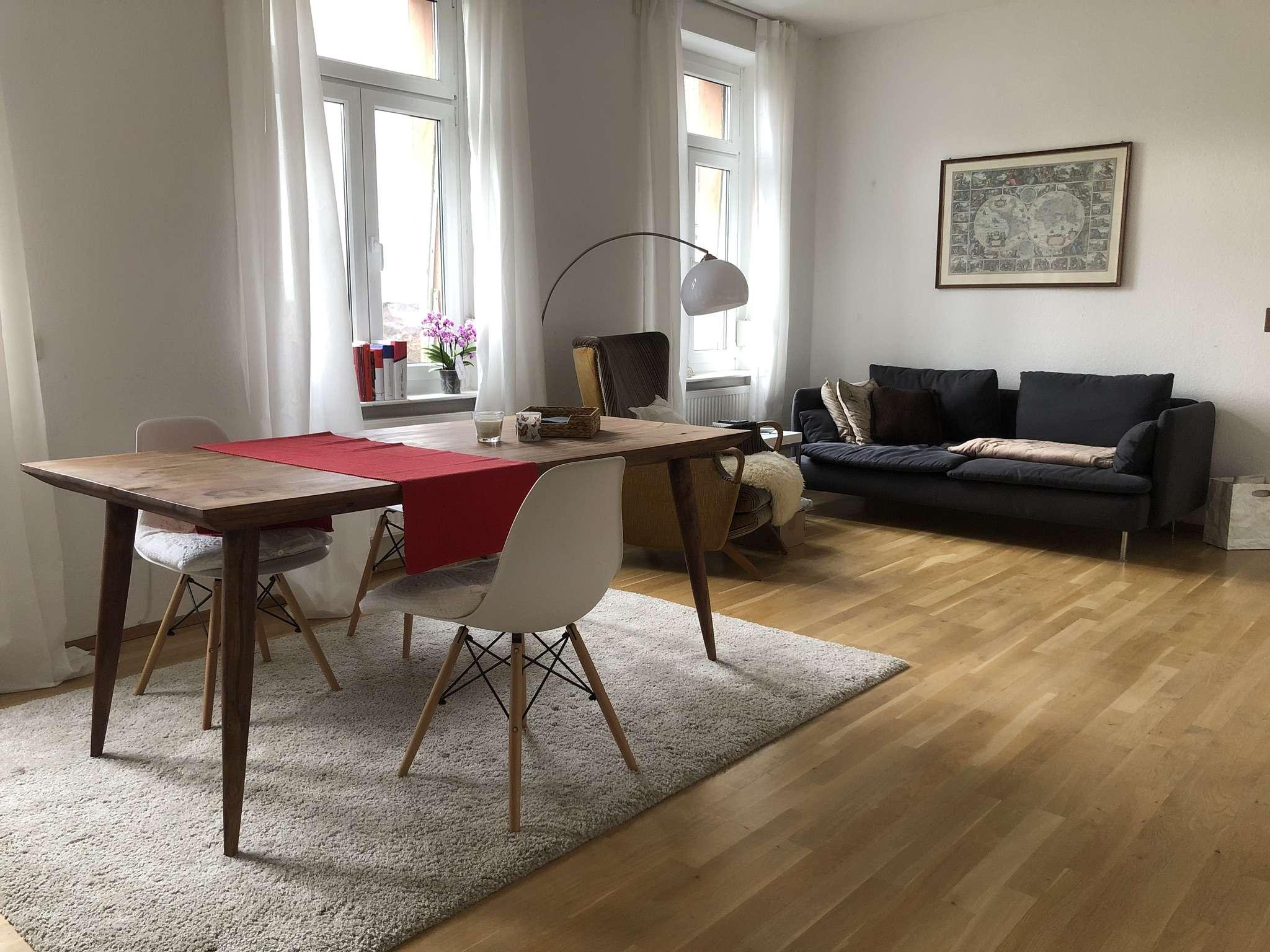 Gemütliche 2-Zimmer-Wohnug in ruhiger Innenstadtlage zu mieten in Stadtmitte (Aschaffenburg)