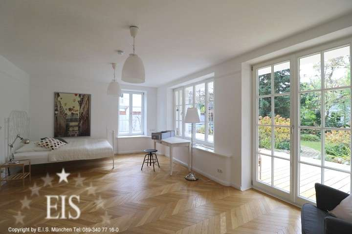 Sehr schönes teilmöbliertes Zimmer in PASING *Saniert, mit Garten, Terrasse & in ruhiger Lage* in Aubing (München)