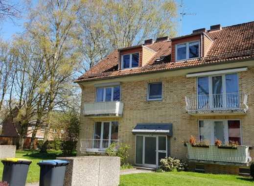 Bes. während Sanierung! Bezugsfertig zum 01.06.19! 2-Zimmer-Wohnung mit Stellplatz in Niendorf!