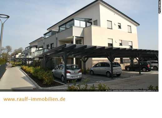 Barrierefreie 3-Zimmer-Penthauswohnung